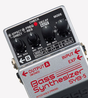Guitar Synthesisers & Vocoders