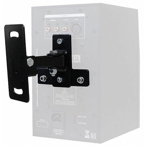 adam ax wall mount for ax f series monitors each studio monitor stands mannys. Black Bedroom Furniture Sets. Home Design Ideas