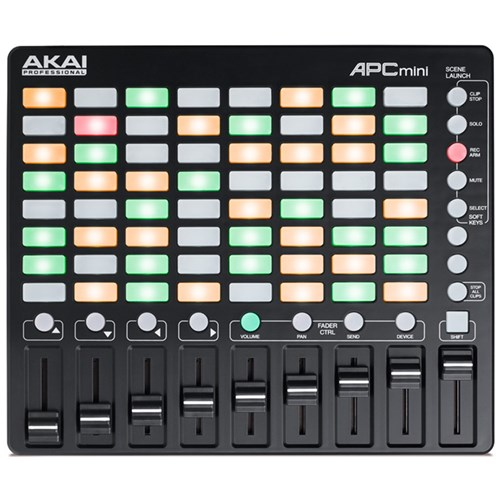 Akai APC MINI Ableton Performance USB Controller