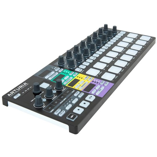 Arturia BeatStep Pro MIDI Controller & Sequencer (Limited Edition Black)