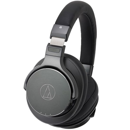 Audio Technica ATH DSR7BT Wireless Over-Ear Headphones w/ Pure Digital Drive