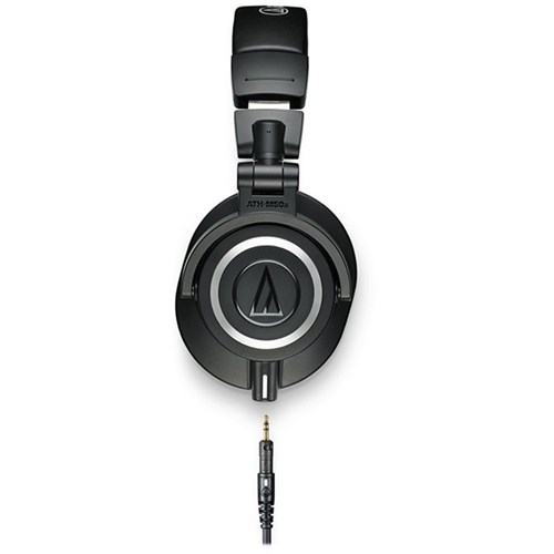 Audio Technica ATH M50x Studio Headphones (Black)