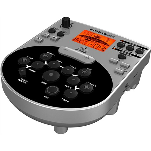 Behringer XD80USB 8-Piece Electronic Drum Set