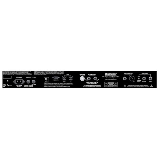 Blackstar S11046L6H 100 Watt High-gain 4Channel 6L6 Head