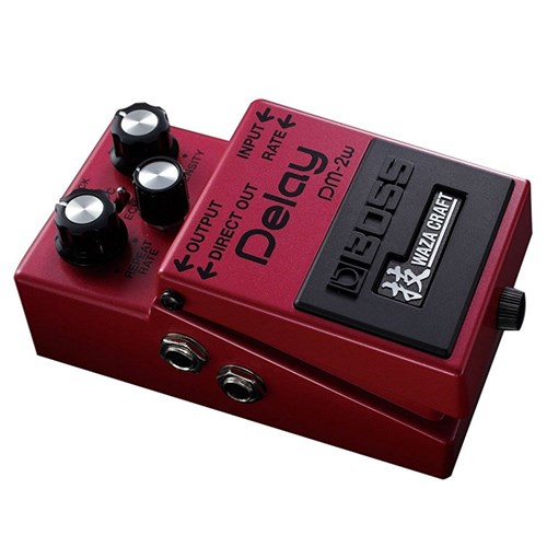 Boss DM2W Delay Pedal (Waza Craft Special Edition)
