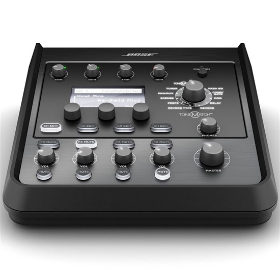 Bose T4S ToneMatch 4-Channel Mixer for F1 & L1 Portable PA Systems