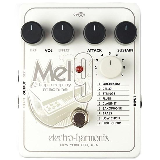 Used Electro-Harmonix EHX MEL9 Tape Replay Machine Guitar Pedal Mellotron Mel 9