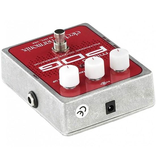 Micro Pog Pedal : ehx mpog electro harmonix micro pog polyphonic octave generator pedal mannys ~ Hamham.info Haus und Dekorationen