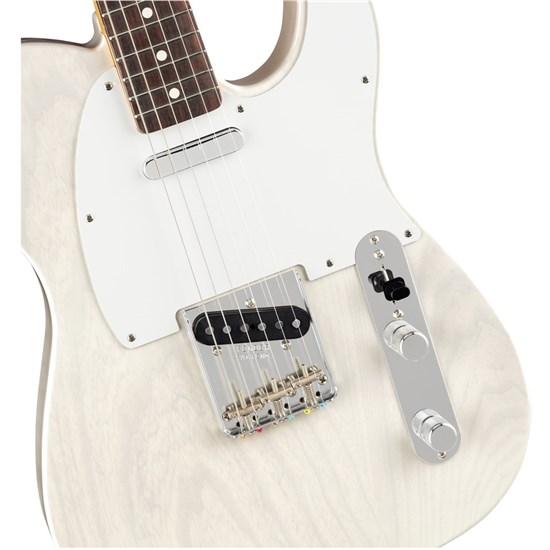 Fender Jimmy Page Mirror Telecaster Rosewood Fingerboard (White Blonde)