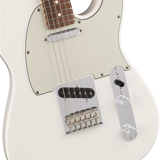 Fender Player Telecaster Pau Ferro Fingerboard (Polar White)