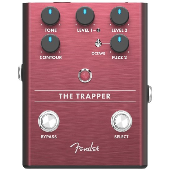 Fender The Trapper Fuzz Pedal
