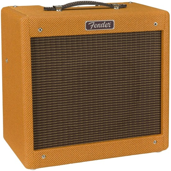 Fender Pro Junior IV 15W All Tube Guitar Amp P10R Speaker (Lacquered Tweed)