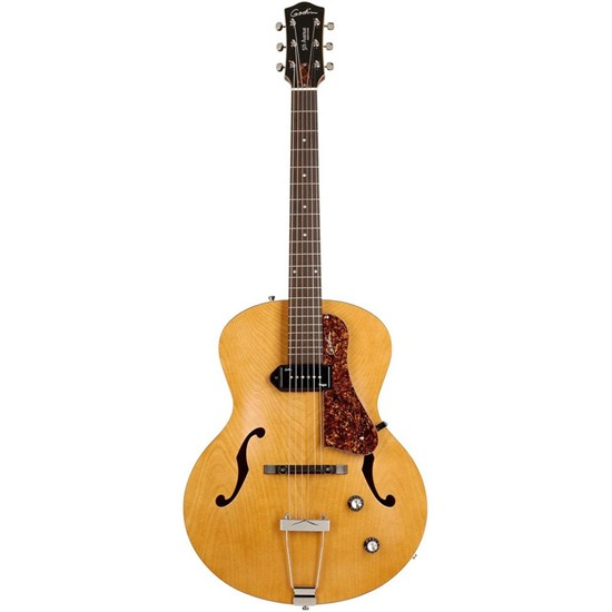 Godin 5th Avenue Kingpin Archtop Hollowbody Guitar with Single P90 Neck Pickup