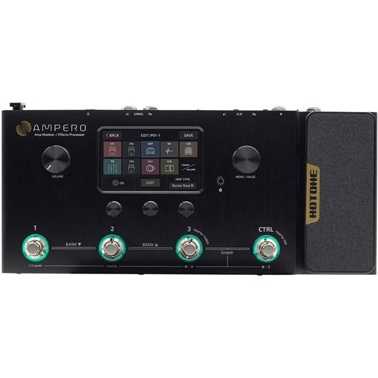 HOT-AMPERO - Hotone Ampero Amp Modeller & Multi-Effects Processor