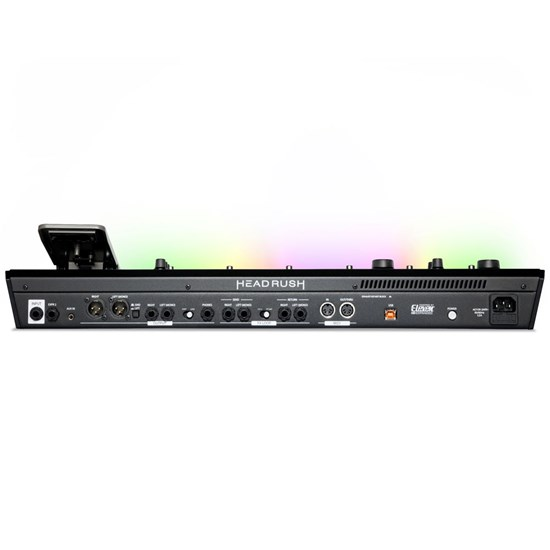 HeadRush FX Pedalboard w/ Quad-Core Processor (Powered by Eleven HD Expanded DSP)