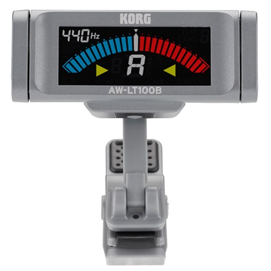 Korg AWLT100B Clip-On Tuner for Bass