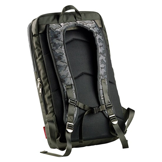 Korg Sequenz Multi-Purpose Tall Backpack (Camo)