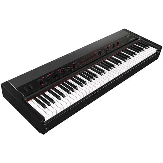 Korg Grandstage 73-Key Stage Piano w/ Music Rest & Pedal