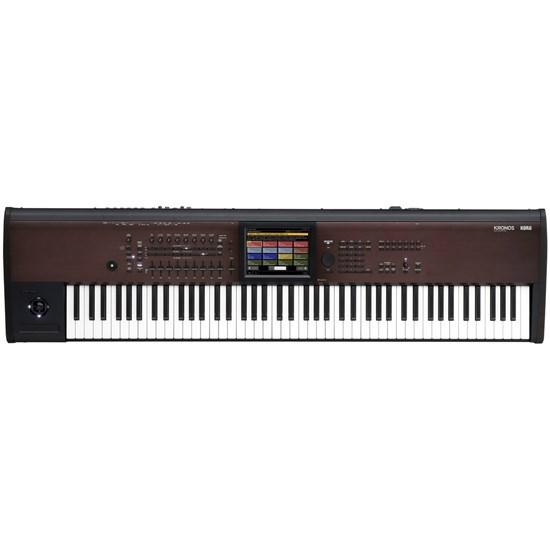 kor kronos288ls korg kronos ls 88 key music workstation ls light touch keyboard version mannys. Black Bedroom Furniture Sets. Home Design Ideas