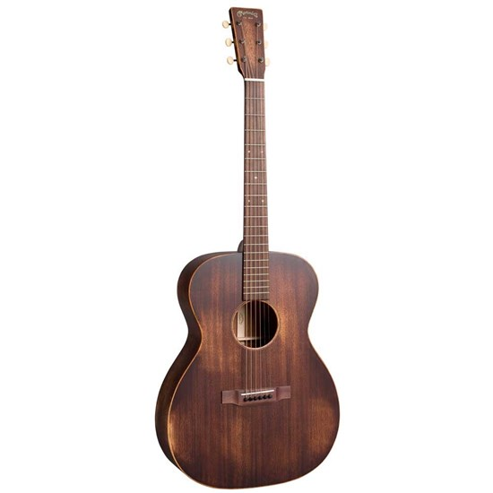 Martin 000-15M StreetMaster 15 Series Acoustic Guitar All Mahogany w/ case