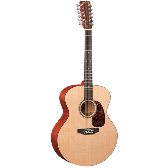 Martin Grand J12-16GTE 12-String Jumbo Acoustic Guitar with Pickup & Case