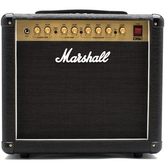 marshall dsl5c 5 watt 2 channel 1x10 combo guitar combo amps mannys. Black Bedroom Furniture Sets. Home Design Ideas