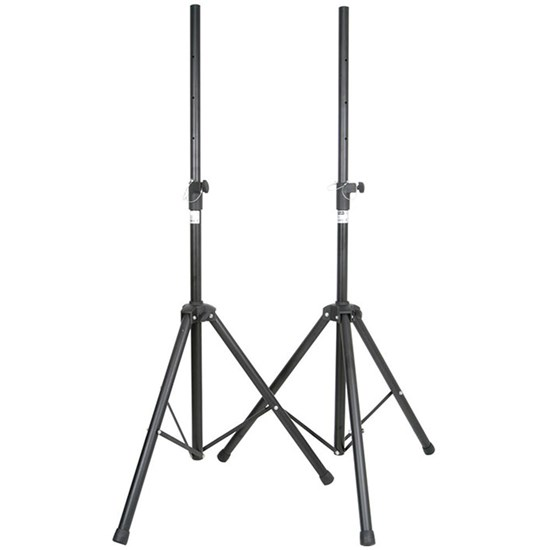 Active PA Add-On Pack w/ XLR Cables (25ft), Stands (Pair) & FREE Gig Bag