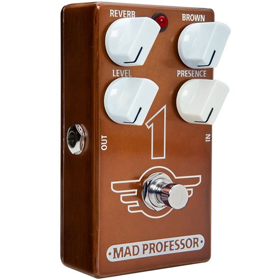 Mad Professor 1 Distortion/Reverb Pedal