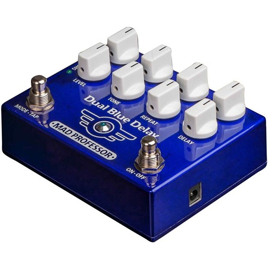 Mad Professor Dual Blue Delay Pedal