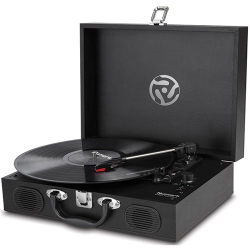 Numark PT01 Touring Portable Turntable with Speakers