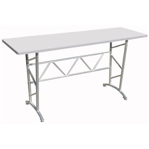 Odyssey Aluminum Truss Table for DJ's & Musicians (ATT) | DJ
