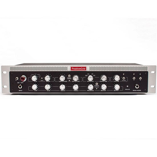 Positive Grid Bias Rack Amp Match Power Amplifier