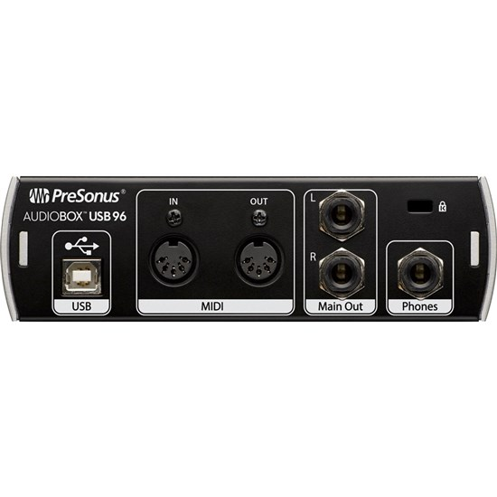 PreSonus AudioBox USB96 Audio & MIDI Interface w/ Studio One Artist DAW & Studio Magic