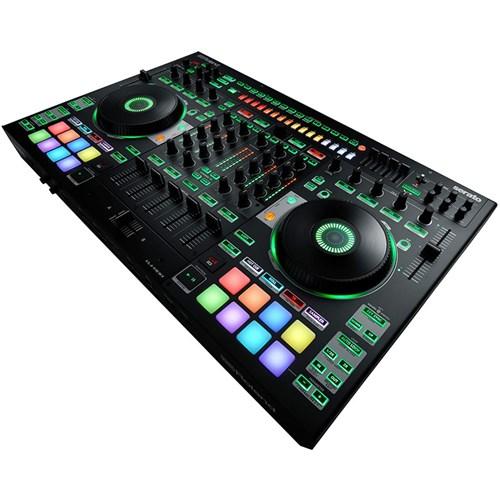 roland dj808 serato dj controller w drum machine vocoder aira link dj controllers mannys. Black Bedroom Furniture Sets. Home Design Ideas