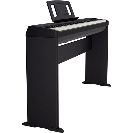 Roland FP10 Digital Piano Bundle w/ KSCFP10 Stand (Black)