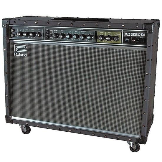 roland jc120 jazz chorus guitar amp dual 12 120w guitar combo amps mannys. Black Bedroom Furniture Sets. Home Design Ideas