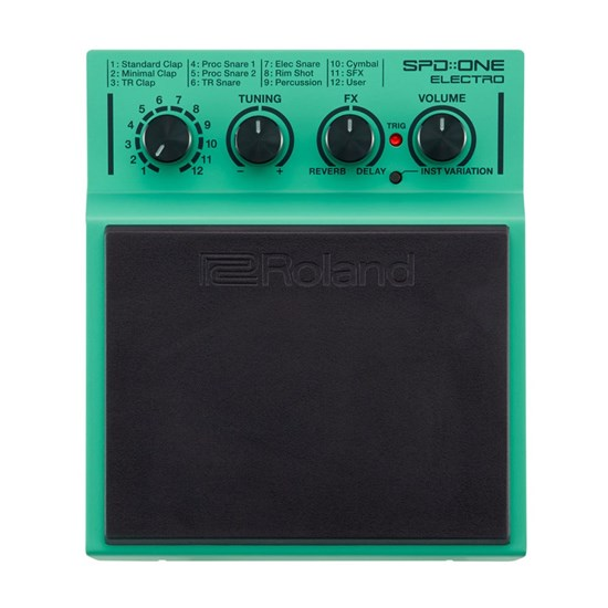 Roland SPD ONE Electro Percussion Pad