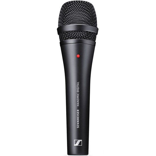 Sennheiser HandMic Digital Handheld Mic for iOS/Mac/PC (Powered by Apogee)