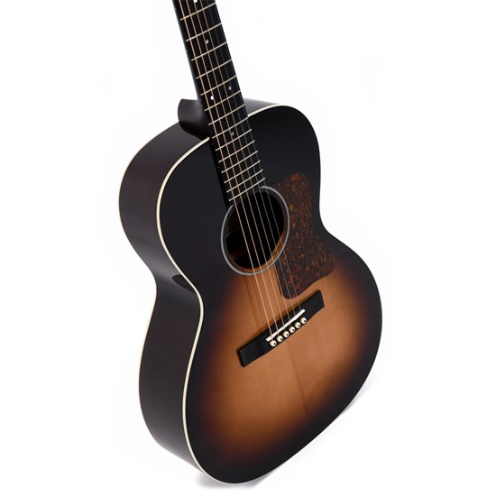Sigma SG Series LM-SG00 00-14 Fret Acoustic Guitar w/ Solid Spruce Top & Pickup (Sunburst)
