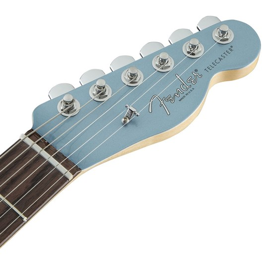 Squier Affinity Series Telecaster w/ Laurel Finger Board (Ice Blue Metallic)
