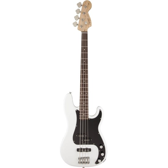 Squier Affinity Series Precision Bass PJ w/ Laurel Fingerboard (Olympic White)