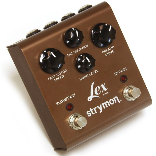 Strymon Lex Rotary Speaker Simulator Pedal (PSU Not Included)