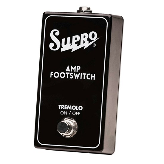 Supro Tremolo Footswitch
