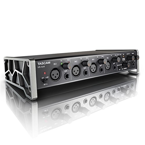 Tascam US-4X4 Audio Interface Interface