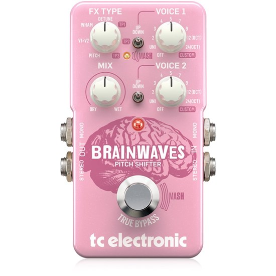 TC Electronic Brainwaves Pitchshifter