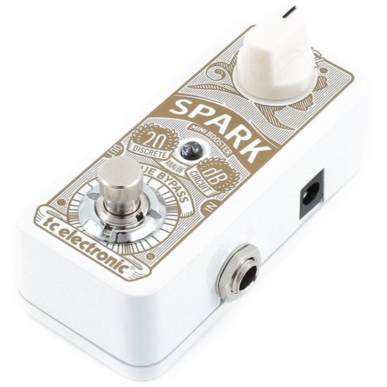 TCE-TPSPARKMINI - TC Electronic Spark Mini Booster Guitar