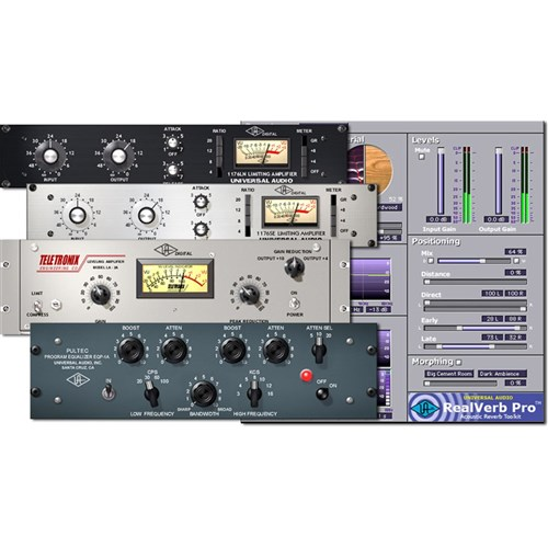 Universal Audio UAD-2 Quad & $50 UA voucher