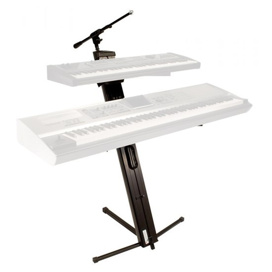 Ultimate Support Apex Ax 48 Pro Plus 2 Tier Keyboard Stand
