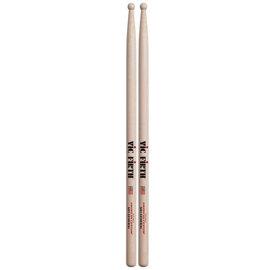 vic firth vfsd1 american custom sd1 general wood tip drumsticks sticks brushes mallets mannys. Black Bedroom Furniture Sets. Home Design Ideas