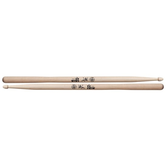 Vic Firth Signature Series Danny Carey Wood Tip Drumsticks